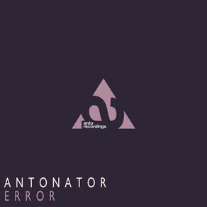 Antonator Releases New Single 'Error'