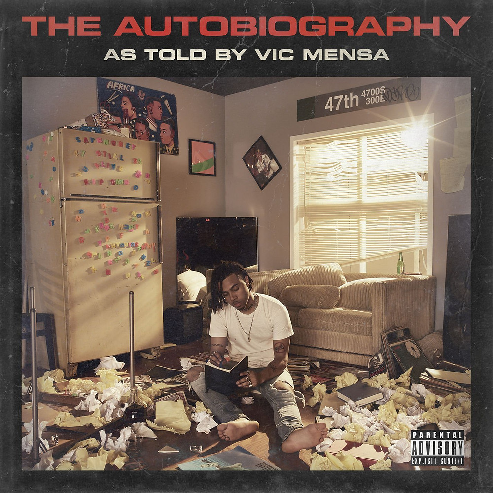 Noah Penza Vic Mensa The Autobiography