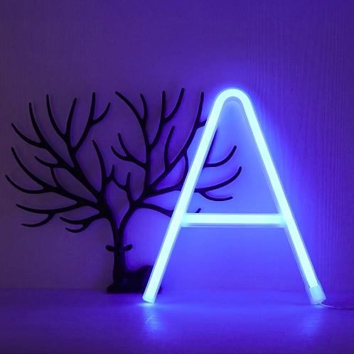 Pinc™ Retro Neon Letter Lamp
