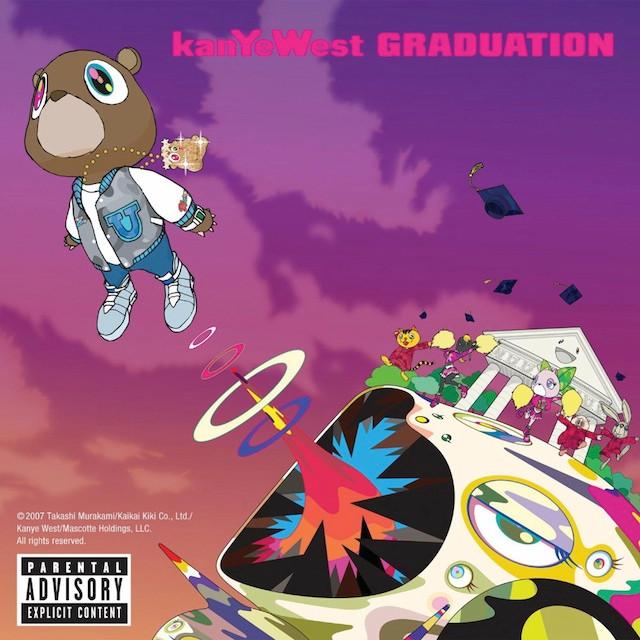 Kanye West Noah Penza Graduation