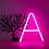 Thumbnail: Pinc™ Retro Neon Letter Lamp