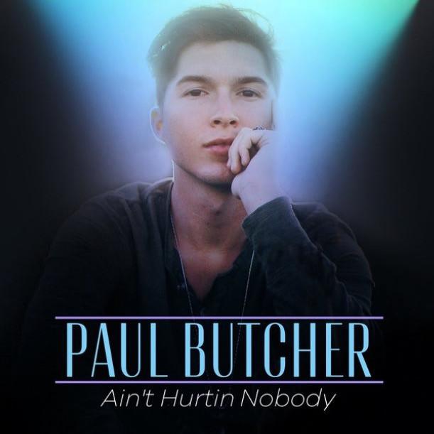 Paul Butcher Ain't Hurting Nobody