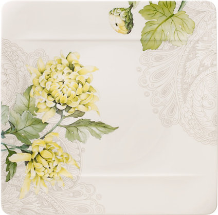 Quinsai Garden Speiseteller Chrysantheme
