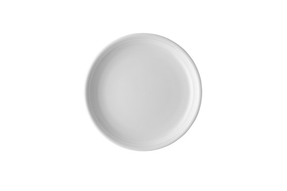 Trend Weiß Frühstücksteller 20 cm
