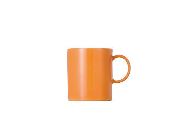 Sunny Day Orange Becher mit Henkel (0,3l)