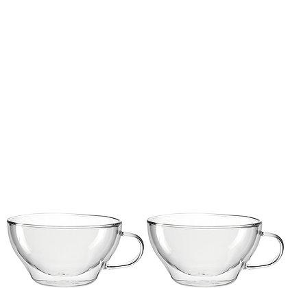 Teetassen DUO 2er-Set 380 ml