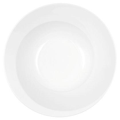 Paso weiß Suppenteller