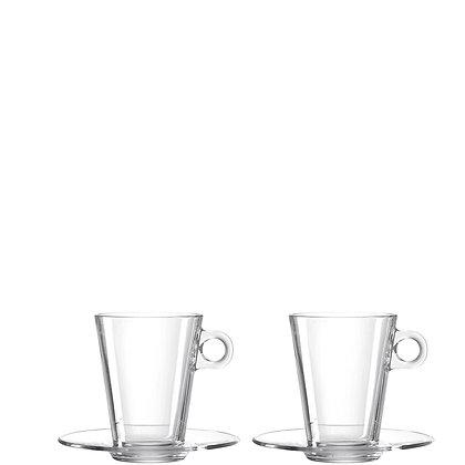 Latte Macchiato Tasse LIMITO 4-teilig 350 ml