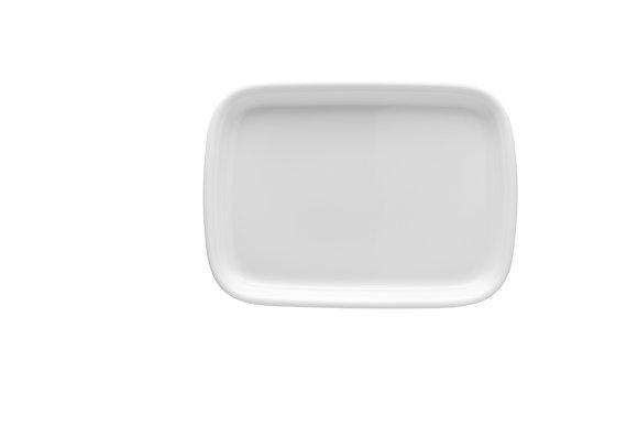 Trend Weiß Platte 28 cm