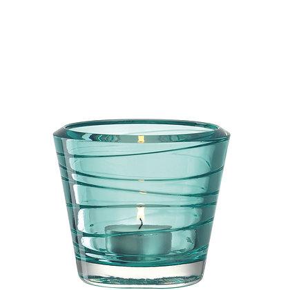 Tischlicht VARIO 8 cm celeste blau