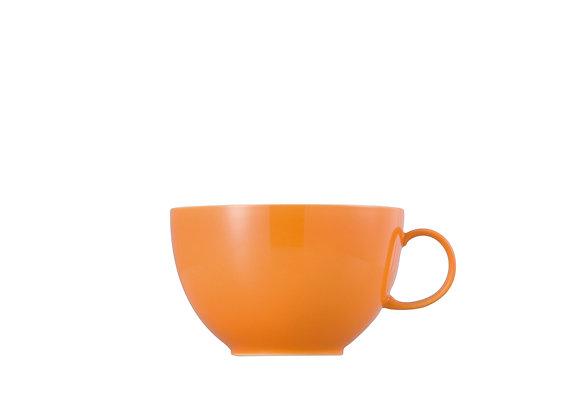 Sunny Day Orange Jumbo-Obertasse