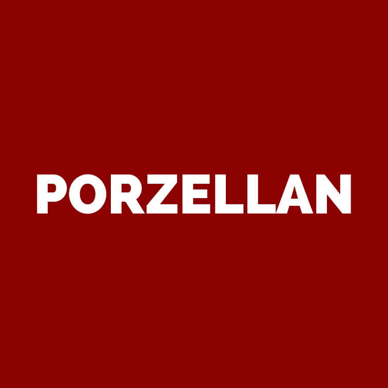 Porzellan Dietz - Porzellan