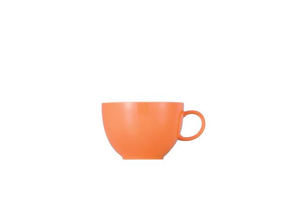 Sunny Day Orange Tee-/Kombi-Obertasse