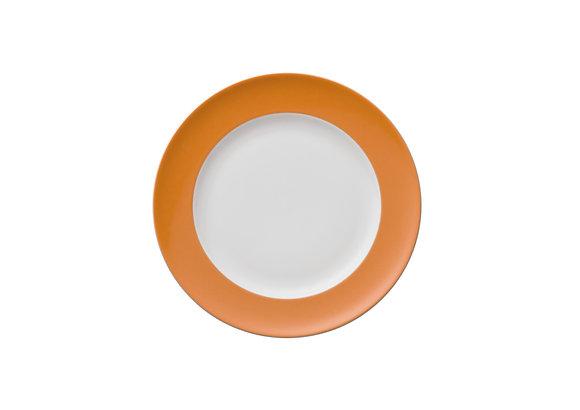 Sunny Day Orange Frühstücksteller