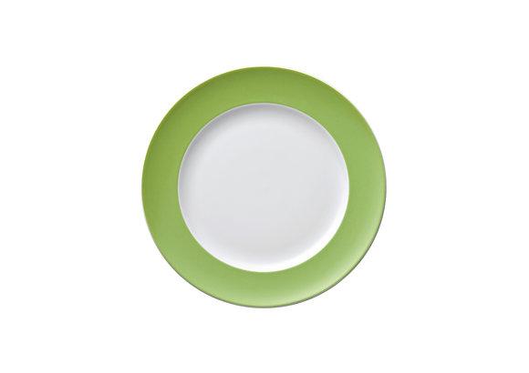 Sunny Day Apple Green Frühstücksteller