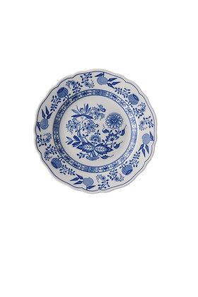 Blau Zwiebelmuster Frühstücksteller  19 cm Fahne