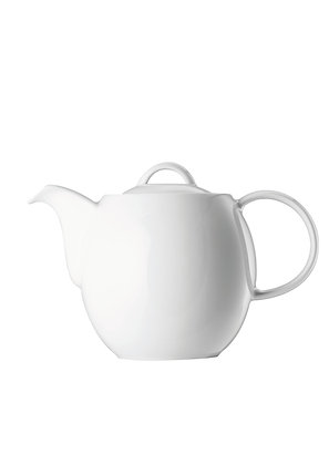 Sunny Day Weiß Teekanne