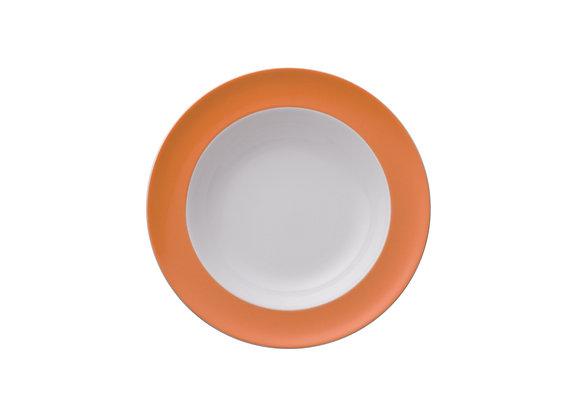 Sunny Day Orange Suppenteller