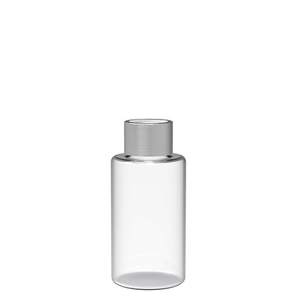 Vase VARESE 15 cm silber