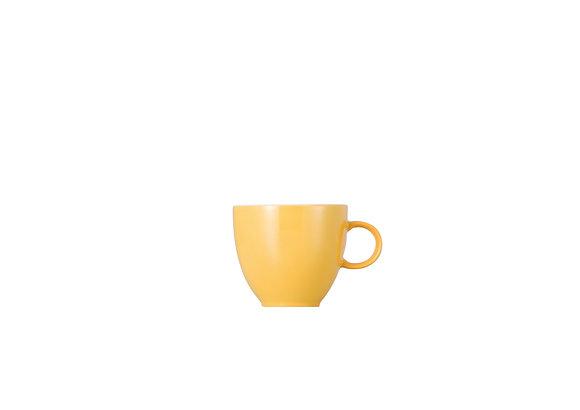 Sunny Day Yellow Espresso-Obertasse