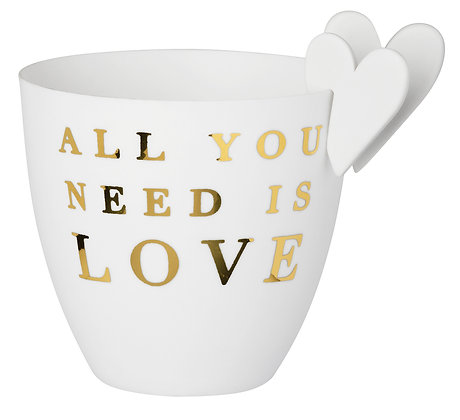 """Poesielicht """"ALL YOU NEED IS LOVE"""""""
