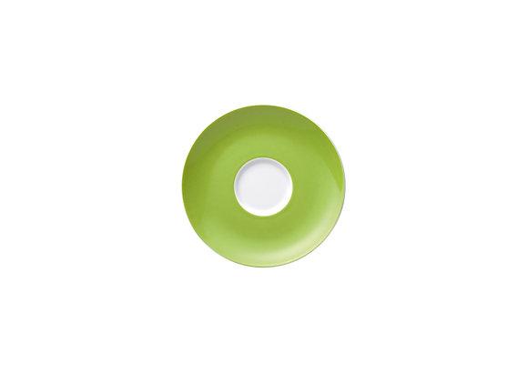 Sunny Day Apple Green Tee-/Kombi-Untertasse