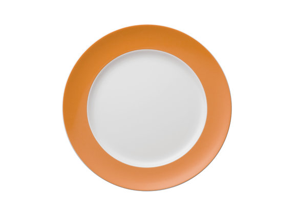 Sunny Day Orange Speiseteller