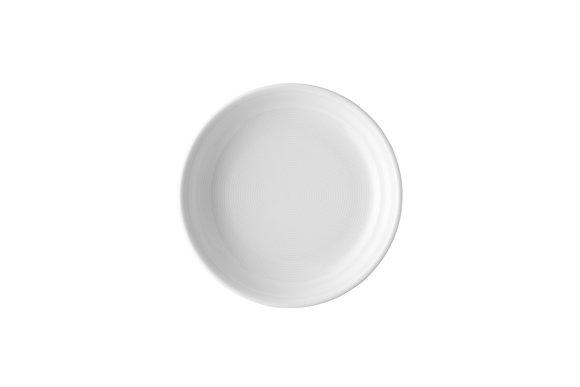 Trend Weiß Salatteller