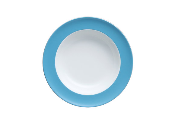 Sunny Day Waterblue Suppenteller