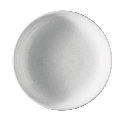 Trend Weiß Suppenteller