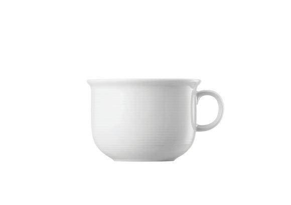 Trend Weiß Cappuccino-Obertasse