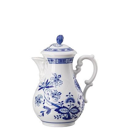 Blau Zwiebelmuster Kaffeekanne