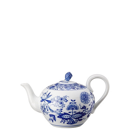 Blau Zwiebelmuster Teekanne