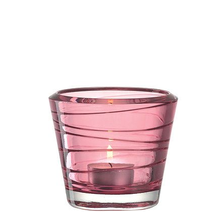 Tischlicht VARIO 8 cm rot
