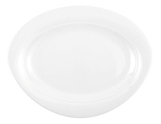 Trio weiß Platte 35 cm
