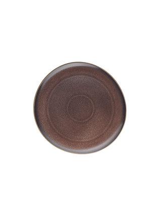 Junto Bronze Speiseteller 27 cm