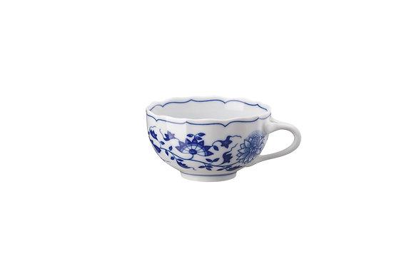 Blau Zwiebelmuster Tee-Obertasse