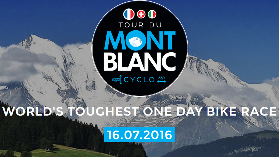 Tour du Mont Blanc cyclo : le jour le plus long