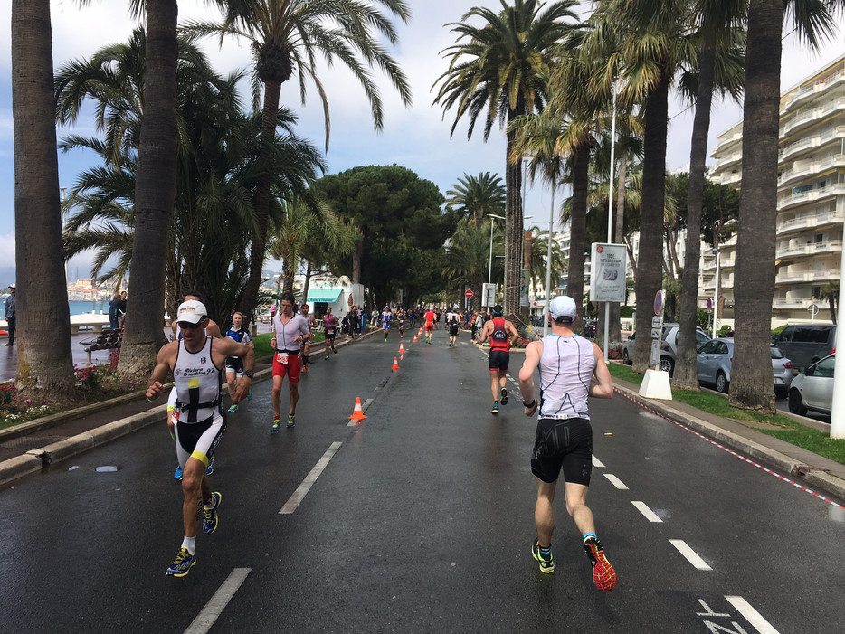 Polar Cannes International Triathlon : Question pour un..Triathlon !