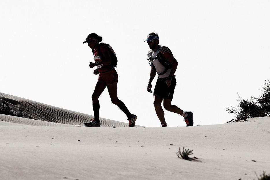DUST Ultimate Trail : le bonheur est dans le désert