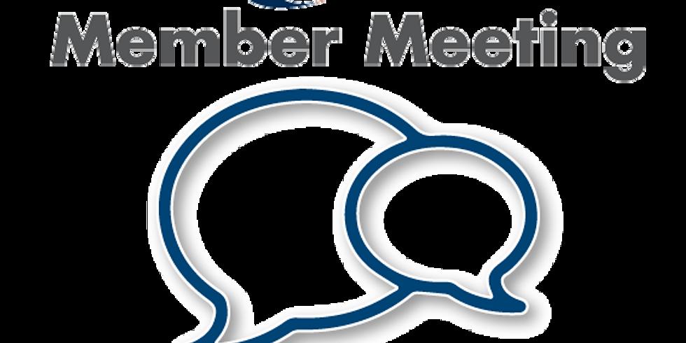 Brisbane West Member Meeting