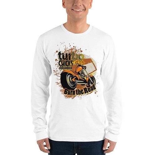 Designer Long sleeve t-shirt by SKETCH