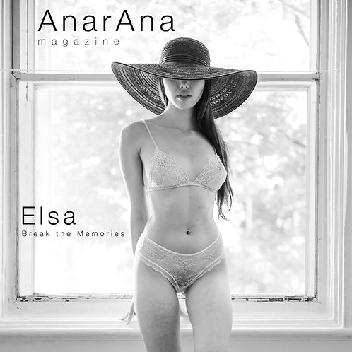 Anarana Magazine #4 - Elsa, Break the Memories