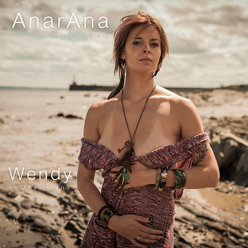 Anarana Magazine #2 - Wendy, On the Island