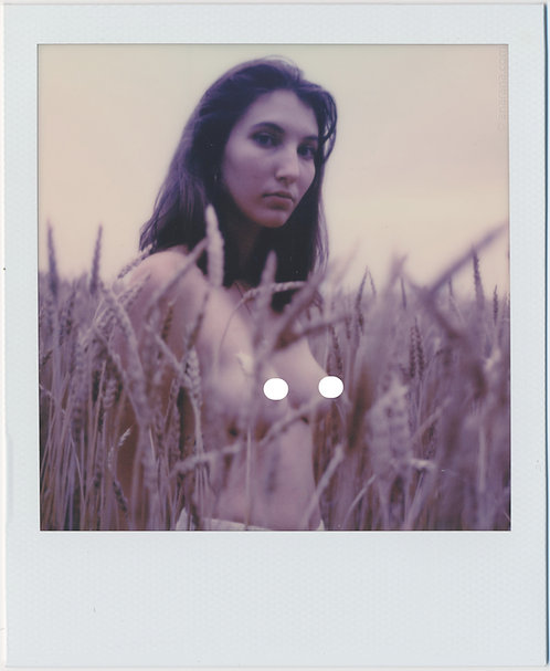 Original Polaroid -Jeanne
