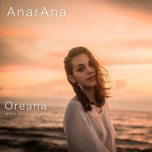 Anarana Magazine #3 - Oreana, Where AreYou?