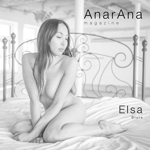 Anarana Magazine #5 - Elsa, Blurs