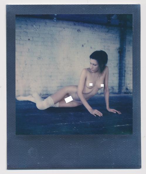 Original Polaroid - Kate