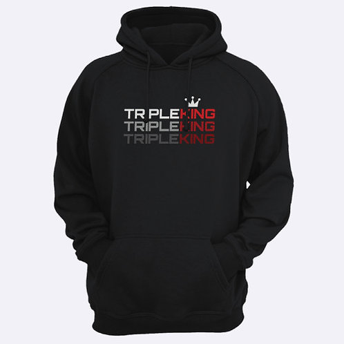 TripleKing Dizzy Hoodie Black