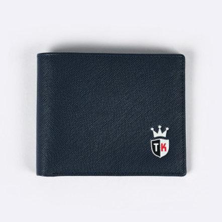 TripleKing Wallet Blue